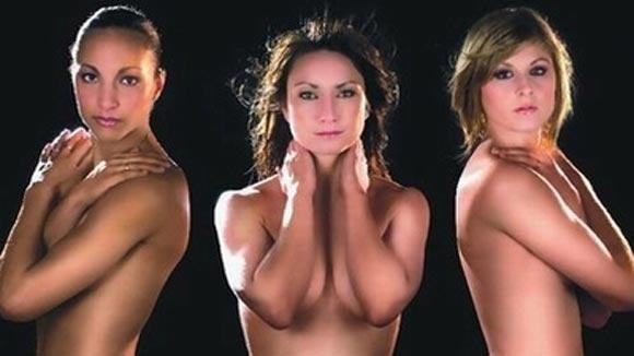 Голые женщины франции фото