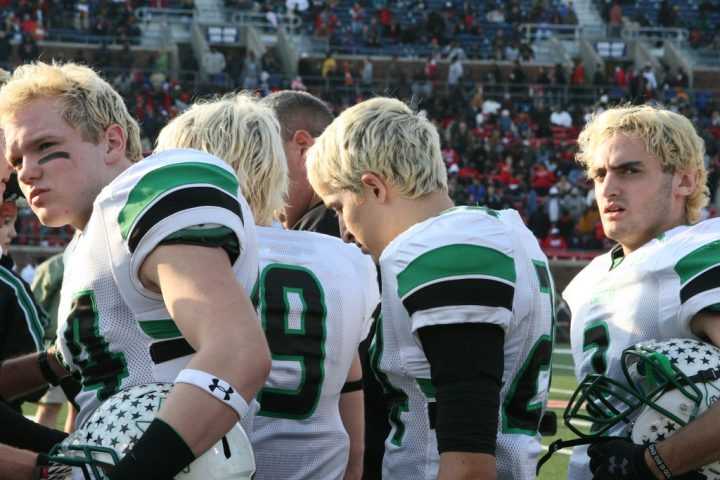 Southlake Carroll Dragons 2011 Texas Division I High School Football Champions