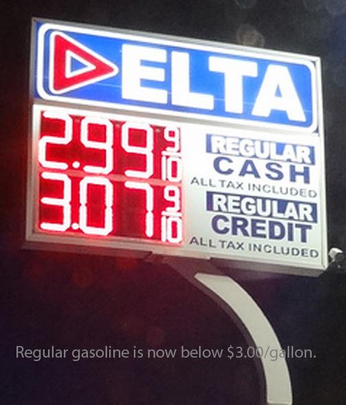 Gasoline copy